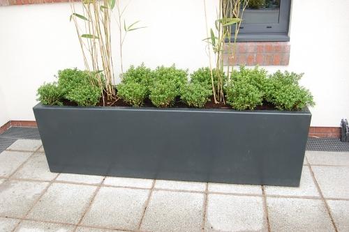 Urban Planter Poly Resin Planters Resin Pots