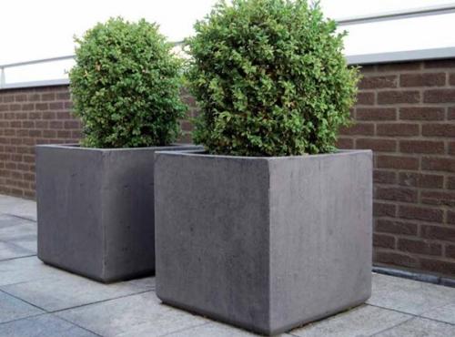 Passion For Pots Concrete Planters