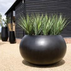Terrazzo Sphere Granite Planter Passion For Pots