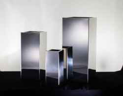 Elemental Premium Stainless Steel Tall Cube