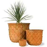 Florence Pineapple Vase
