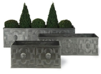 Alberti Trough Planter