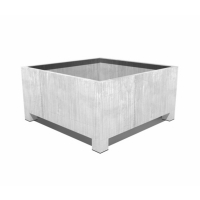 Elemental Premium Steel Cube with Feet