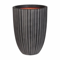 New Urban Texture-Lite Pipe Vase Planter