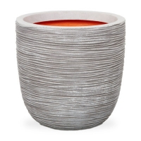 New Urban Texture-Lite Ribbed Egg Planter