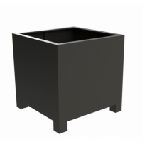 Astor Aluminium Cube With Feet