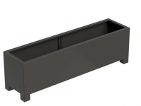 Astor Aluminium Trough With Feet