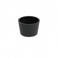 Astor Aluminium Circular Tapered Planter